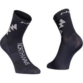 Northwave Extreme Air Krótkie skarpetki Mężczyźni, black/grey